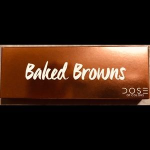 Baked Browns By Dose of Colors
